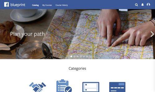 Blueprints Courses.