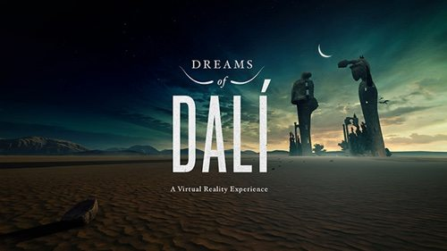 Dreams of Dali.