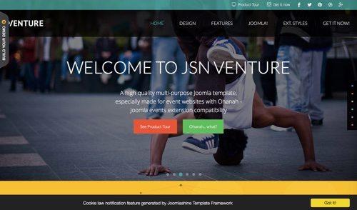 JSN Venture.