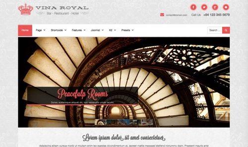 Vina Royal.