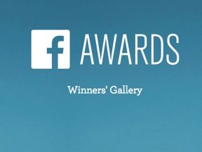 24 Winners from the 2016 Facebook Awards
