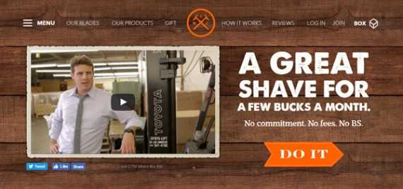 The Dollar Shave Club used a low price and convenient delivery to grow a billion-dollar business.