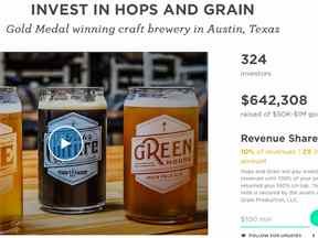 Equity Crowdfunding Investments Open for Everyone