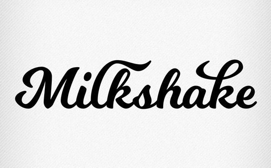 Milkshake.