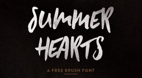 Summer Hearts.