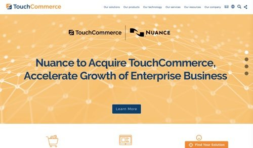TouchCommerce.