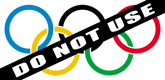 The are indications that the USOC and IOC seek to stop all sponsors from using Olympic terms and emblems on social media and in content marketing.