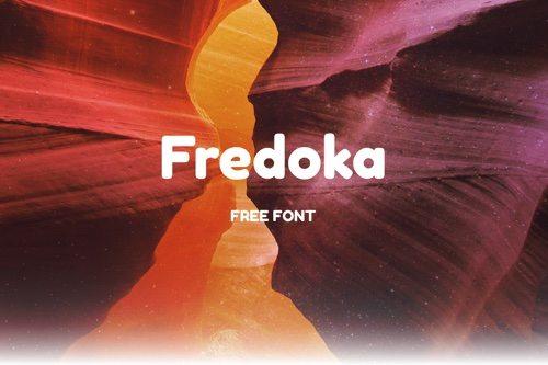 Fredoka.