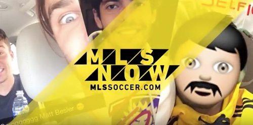 MLS Now on YouTube.