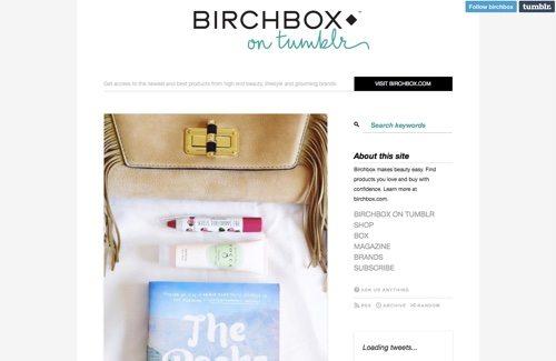 Birchbox Blog.