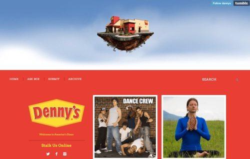 Denny's Blog.