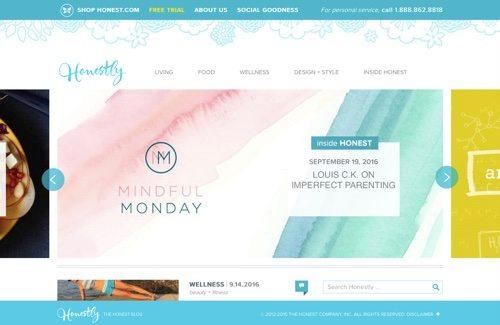 Honest Company - Honestly Blog.