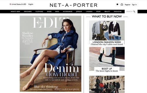 Net-A-Porter - The Edit.