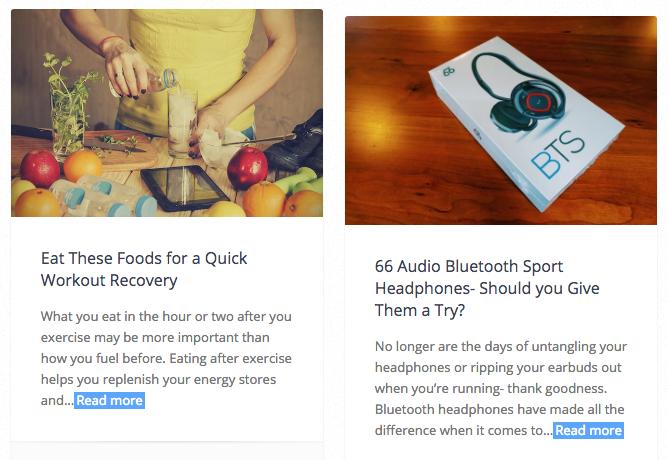 Sidekick's blog covers many topics important to those who walk, hike or run.