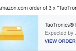 Google 'Email Markup' Helps Transactional Emails Stand Out
