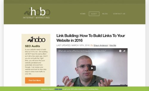 Link Building: How To Build Links To Your Website in 2016