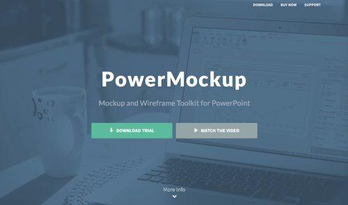 PowerMockup.