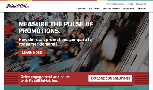 RetailMeNot.