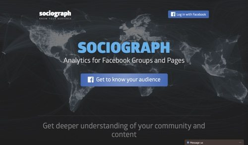 Sociograph.
