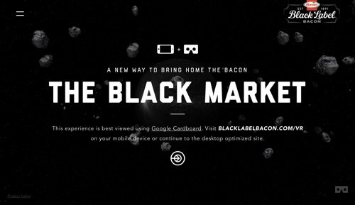 The Black Market.