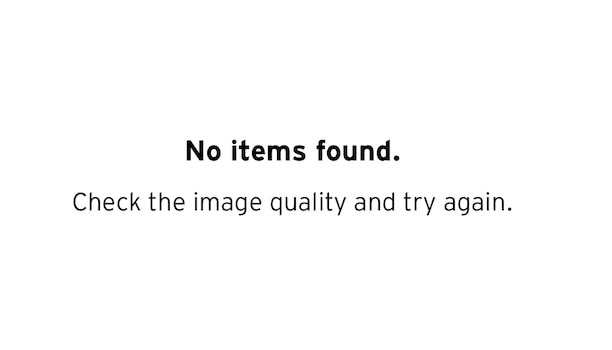 "It's frustrating for users of visual search to upload a high-quality image using their smartphone and receive a ""image quality"" message error, such as this example from J.C. Penney."