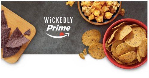 Amazon Wickedly Prime.