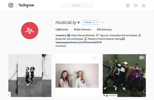 Musical.ly.