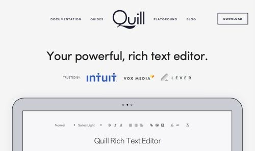 Quill.