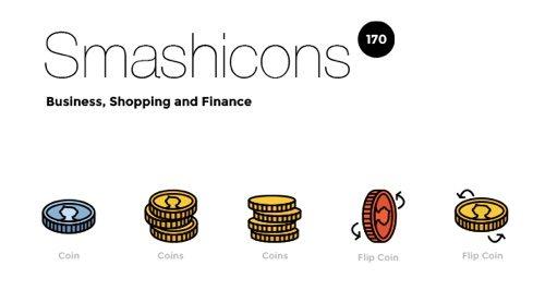 Smashicons: 170 Retro Business Icons.
