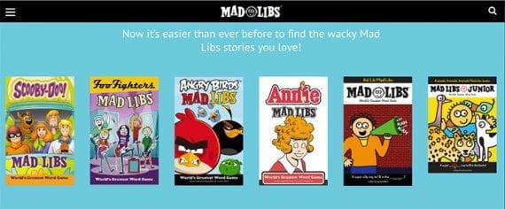 Mad Libs is a template-based word game — one person asks others for a list of words to fill in the blanks in a story. Once the blanks have been replaced, the story is read aloud. This is similar in form to the way some companies are creating product descriptions.
