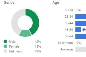 Using Demographic Targeting in AdWords