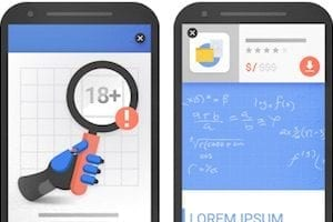 SEO: Google Rolls Out Mobile Popup Penalty