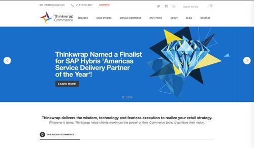Thinkwrap Commerce.