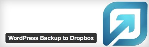 WordPress Backup to Dropbox.