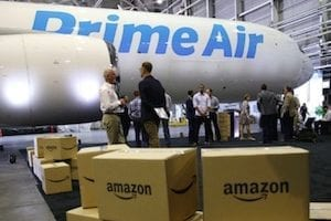 FedEx Startup to Challenge Amazon for Ecommerce Fulfillment
