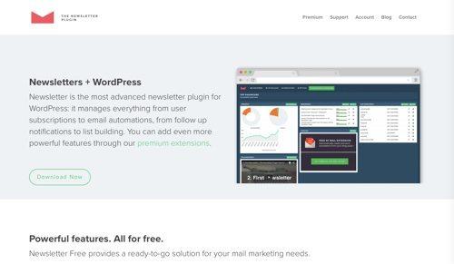 11 newsletter plugins for wordpress practical ecommerce