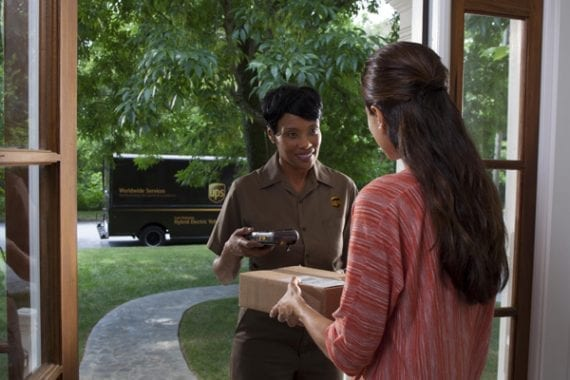 "Package carriers like UPS deliver the product your customer orders. They are the last face, if you will, that customers see. So it is unlikely your customers would notice if a ""partner"" retailer fulfilled for you."
