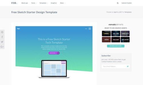 20 Herramientas De Diseño Web, De La Primavera De 2017 - Práctico De Comercio Electrónico 5