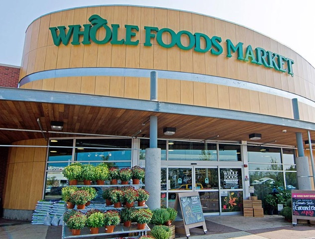 Whole Foods Market has a total of 431 stores in the U.S. and 34, collectively, in Canada and the U.K. Amazon will issue debt to purchase Whole Foods — for $13.7 billion, or $42 a share.