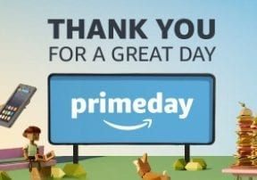 Amazon Prime Day 2017 Smashes Sales Record