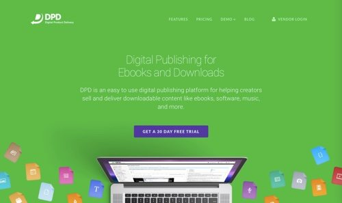12 platforms to sell digital downloads practical ecommerce dpd fandeluxe Images