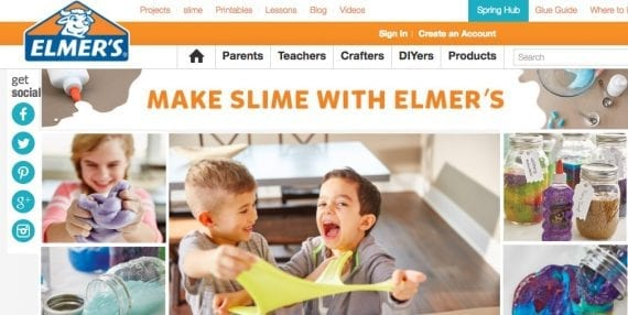 """Researching keyword and social chatter can uncover content ideas — and sources of new revenue. That's what happened with Elmer's glue when it discovered children used the glue for """"slime."""""""