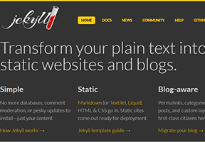 Static Site Generators an Option for Ecommerce Blogs, Content