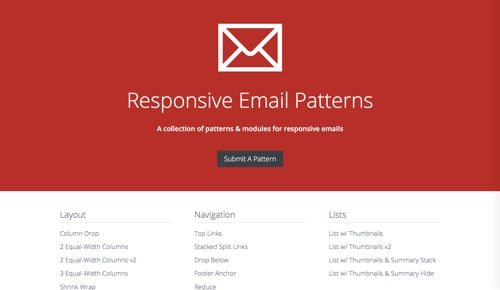 78 free responsive email templates practical ecommerce responsive email patterns 36 templates spiritdancerdesigns Gallery