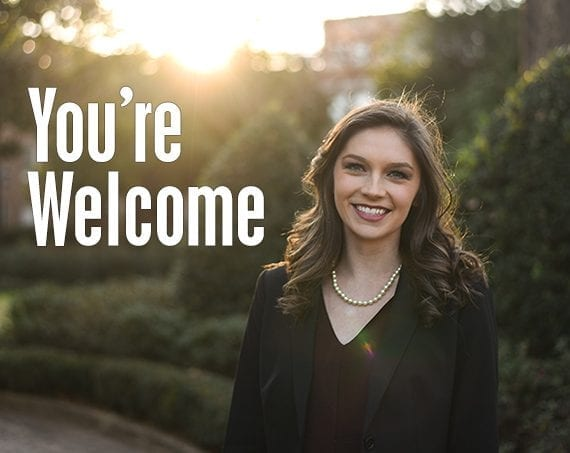 """""""You're Welcome Day"""" naturally follows Thanksgiving. <em>Image: Jonathan Daniels.</em>"""