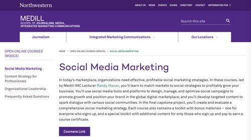 13 Free Courses on Social Media Marketing | Practical Ecommerce