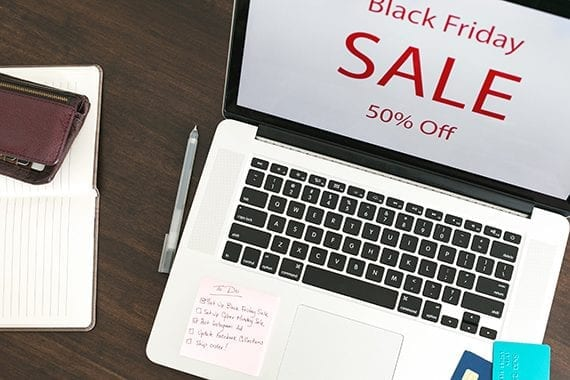 Black Friday and Cyber Monday are two of the most important days for retail sales in the United States. Your ecommerce business will likely want to focus on PPC ads and email as your primary marketing vehicles, but there still may be some tactics you haven't thought of.