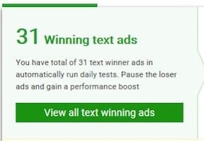 Testing Pay-per-click Ad Copy Requires Human Intuition