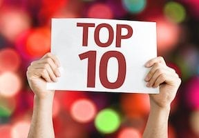 March 2018 Top 10 Our Most Popular Posts