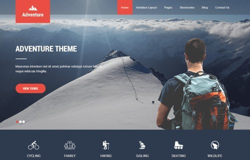 Adventure Theme Lite